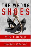 MK Turner - Wrong Shoes - small