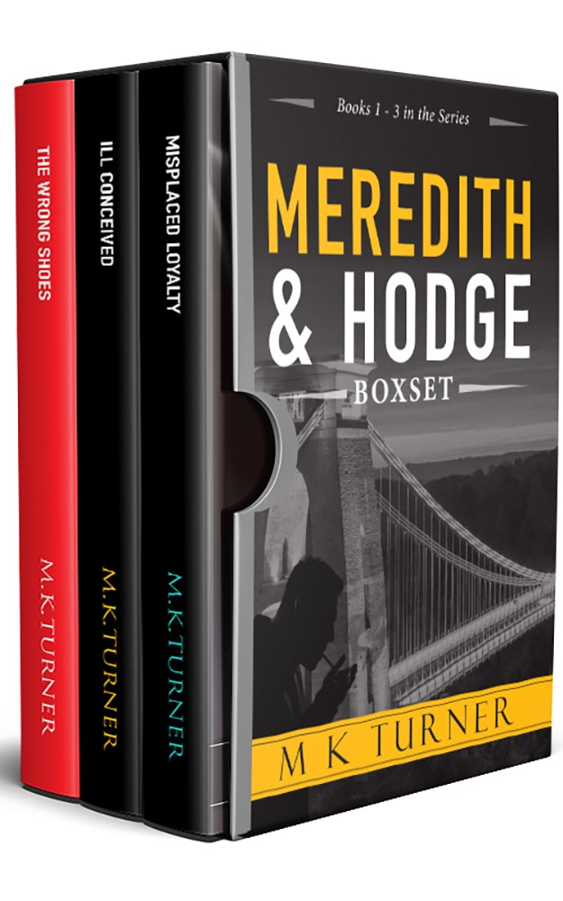 Meredith & Hodge Boxed Set 1 – 3