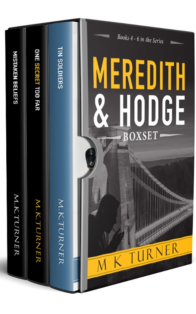 Meredith & Hodge Boxed Set 4 – 6