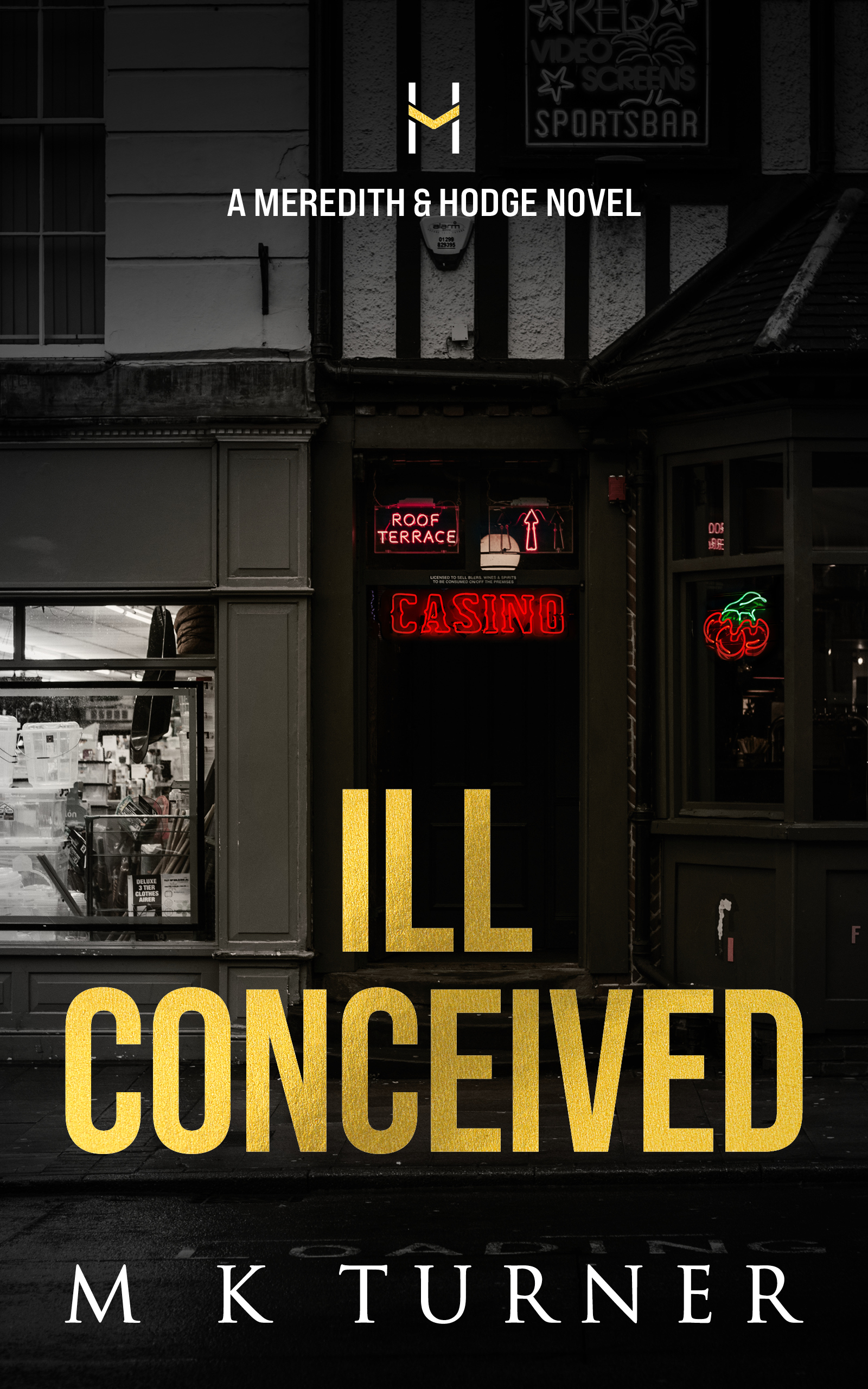 <small><b>2.</b></small> Ill Conceived