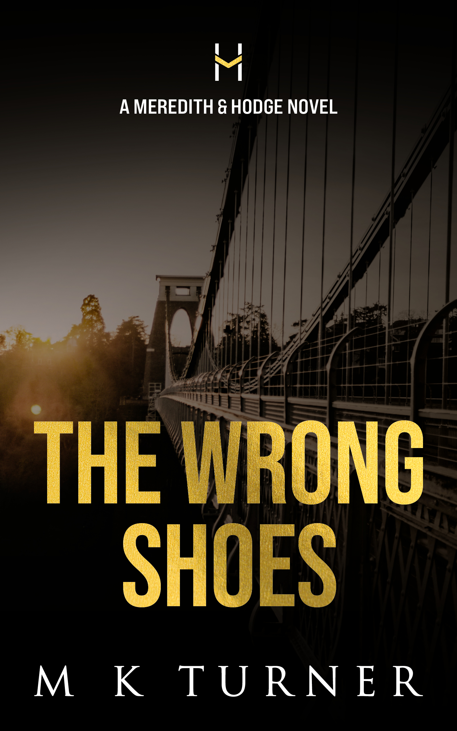 <small><b>3.</b></small> The Wrong Shoes