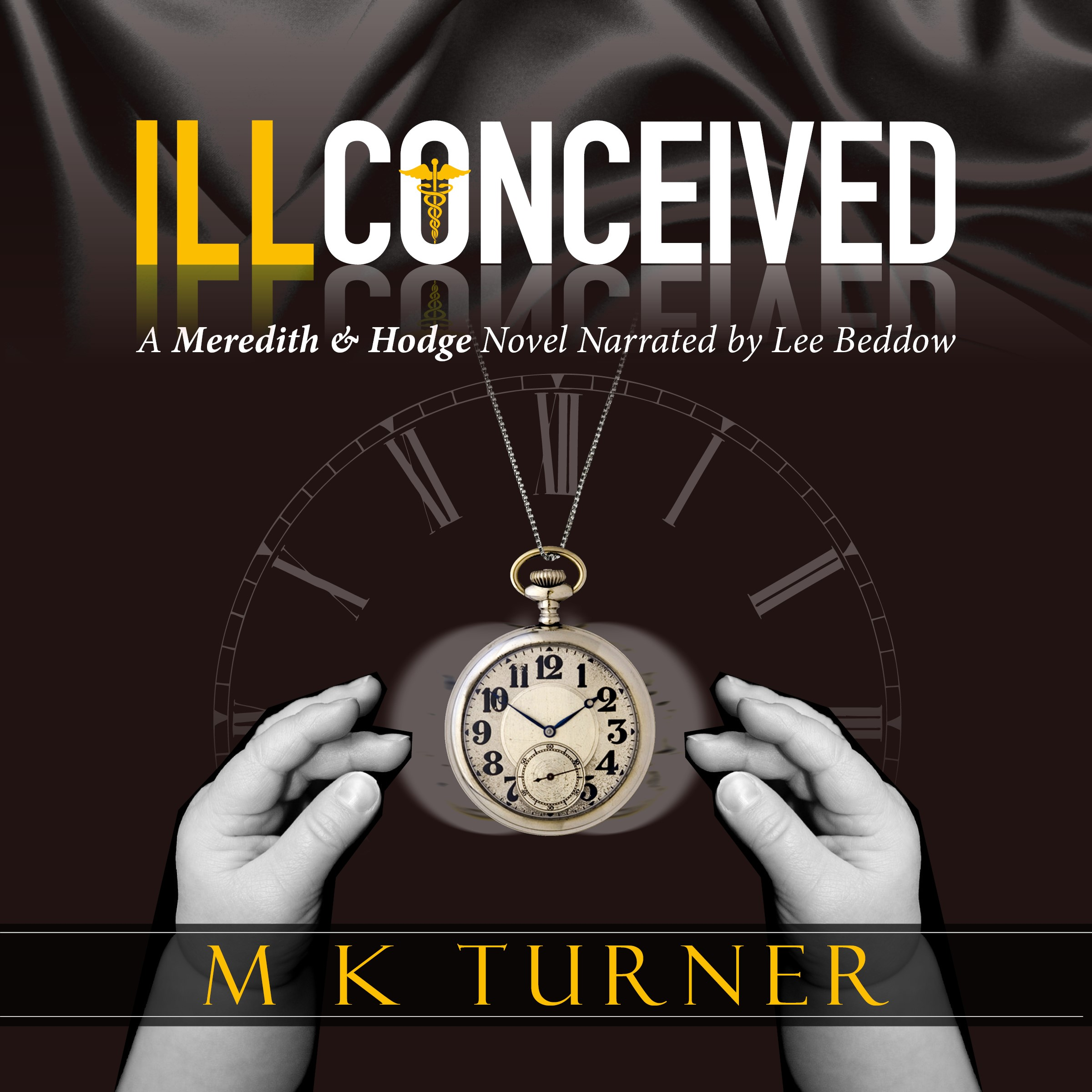 <small><b>Audiobook.</b>2.</b></small> Ill Conceived
