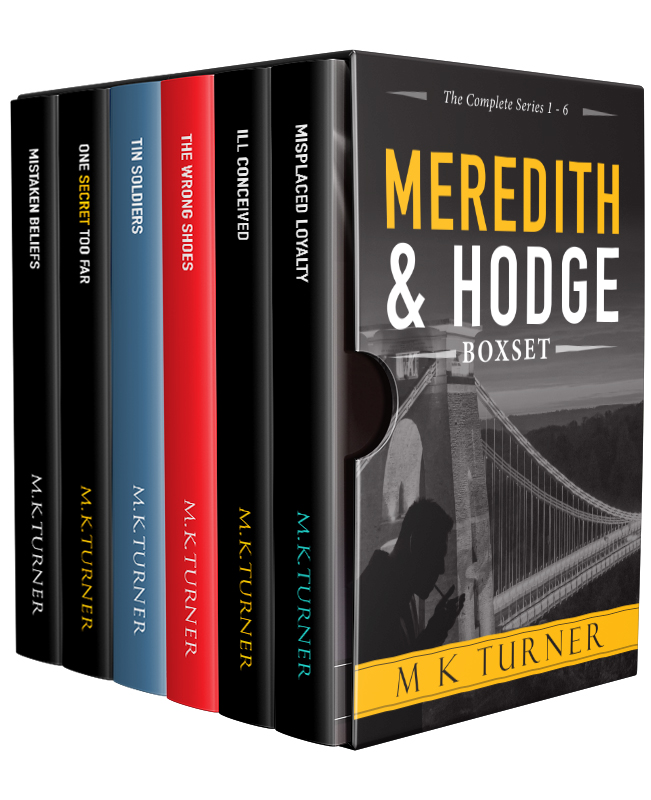 Meredith & Hodge Boxed Set 1-6