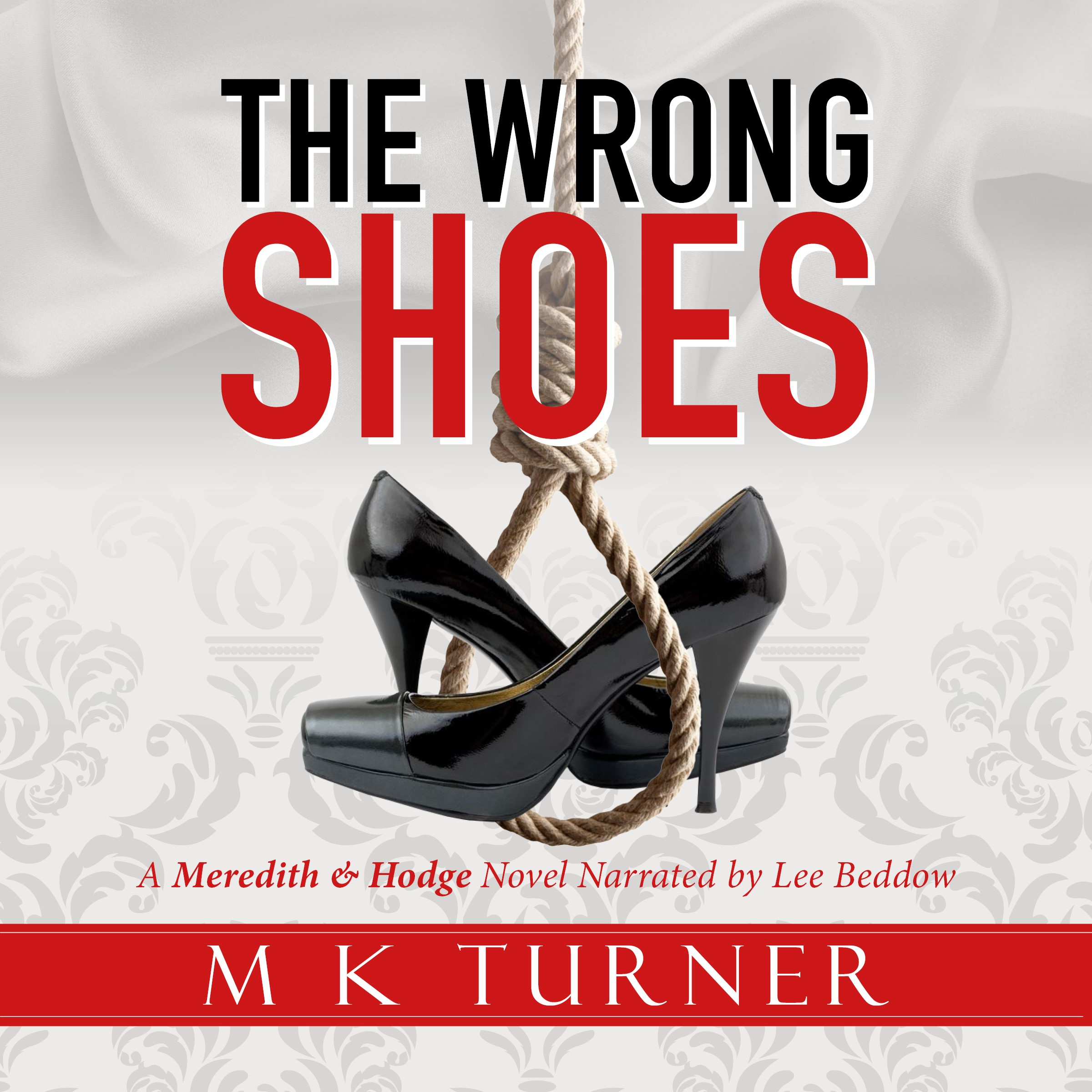 <small><b>Audiobook</b>3.</small> The Wrong Shoes